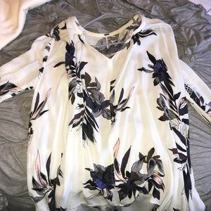 free people dress/shirt
